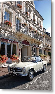 Classic Elegance Metal Print by Olivier Le Queinec