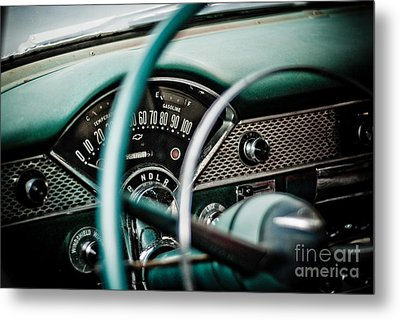 Classic Interior Metal Print by Jt PhotoDesign