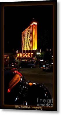 Classic Reflections Metal Print by Bobbee Rickard
