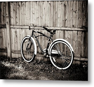 Classic Ride Metal Print by Sara Frank
