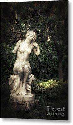 Classic Statue Metal Print