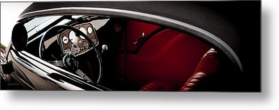 Classic Style Metal Print by Steven Milner