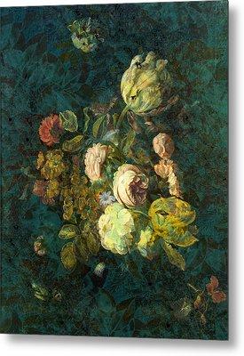 Classical Bouquet - S04bt01 Metal Print