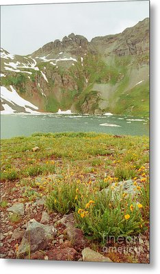 Clear Lake Metal Print