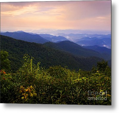Clearing After A Storm Metal Print
