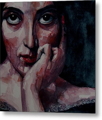 Clementine Metal Print by Paul Lovering