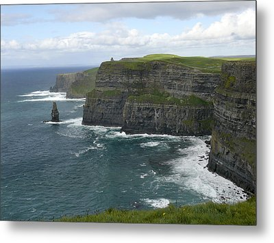 Cliffs Of Moher 3 Metal Print by Mike McGlothlen
