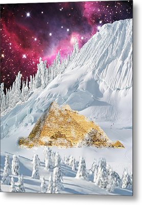 Climate Change Metal Print by Bruce Iorio