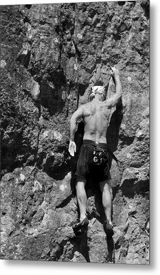 Climb Metal Print by Off The Beaten Path Photography - Andrew Alexander