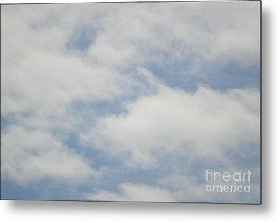 Cloud 9 Metal Print by Sheldon Blackwell
