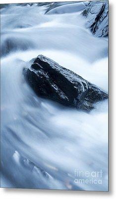 Cloud Falls Metal Print by Edward Fielding