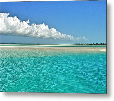 Cloud Over Joe's Metal Print by Kim Pippinger