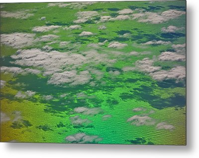 Clouds #4 Metal Print