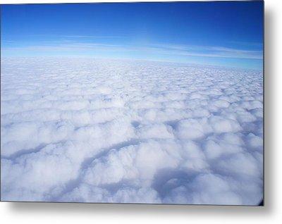 Clouds II Metal Print