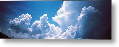 Clouds Japan Metal Print by Panoramic Images