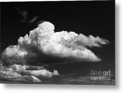 Clouds Over The Palouse Metal Print
