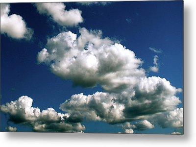 Clouds Metal Print by Robert Harmon