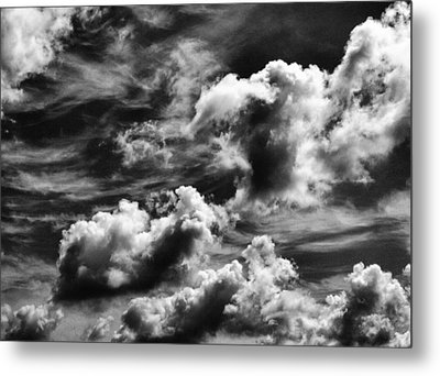 Cloudscape 3 Metal Print by Tom Druin