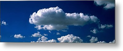 Cloudscape Metal Print by Panoramic Images