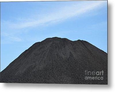 Coal Dunes  Metal Print