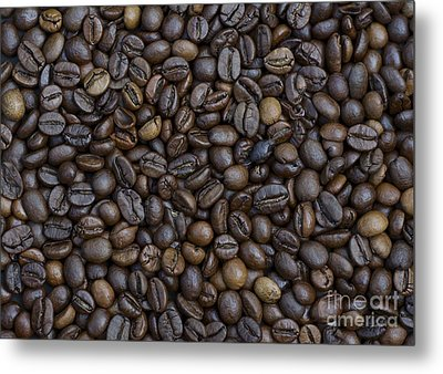 Coffee  Metal Print by Bobby Mandal