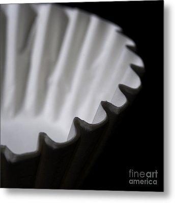 Coffee Filters Metal Print