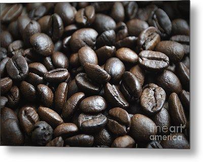 Coffee Metal Print by Jelena Jovanovic