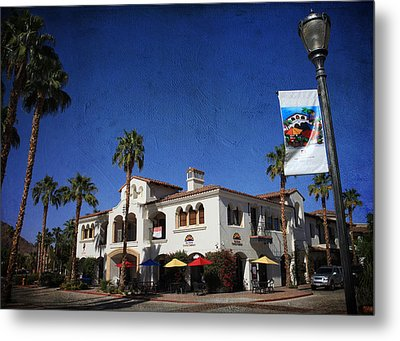 Coffee Spot Metal Print by Laurie Search