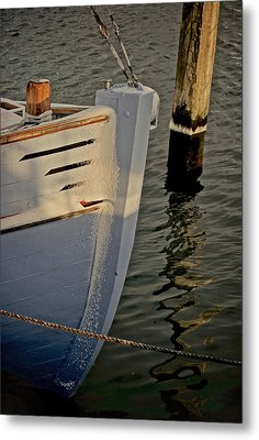 Cold Berth Metal Print by Odd Jeppesen