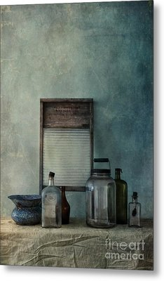 Collection Metal Print