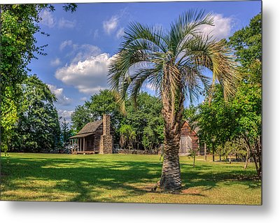 Colonial Paradise Metal Print by Rob Sellers