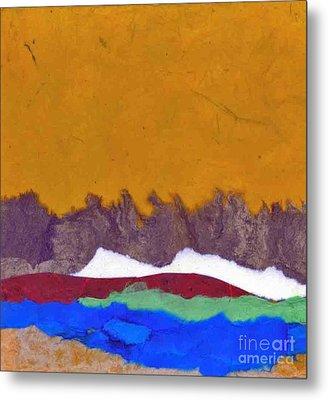 Color Land Metal Print