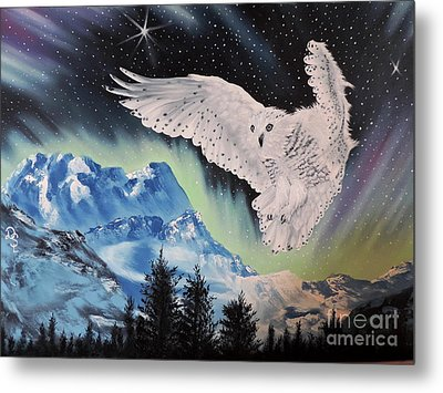 Color My World Metal Print by Dianna Lewis