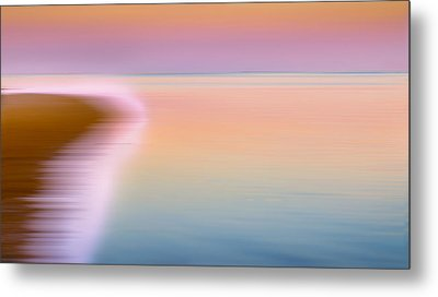 Color Of Morning Metal Print by Bill Wakeley