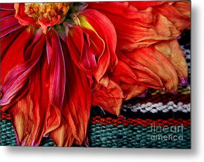 Color Power Metal Print by Jeanette French
