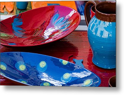Color Your Life 4 Metal Print by Dany Lison