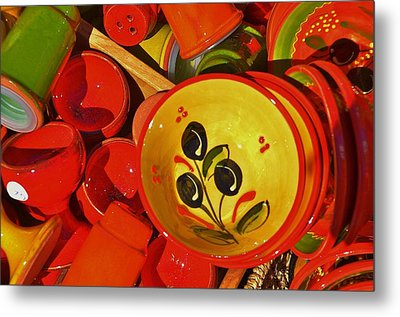 Color Your Life 5 Metal Print by Dany Lison