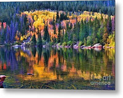 Colorado Autumn Metal Print by Jon Burch Photography