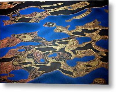 Colorado Water Metal Print by Britt Runyon