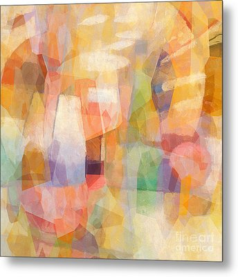 Colorbreak Metal Print by Lutz Baar