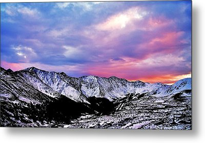 Colorful Colorado Metal Print by Matt Helm