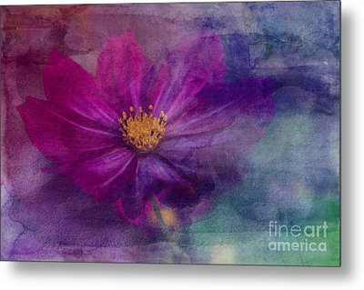 Colorful Cosmos Metal Print