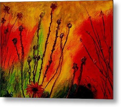 Colorful Dreams Metal Print