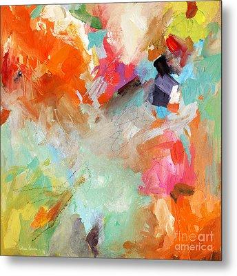 Colorful Joy Metal Print by Svetlana Novikova