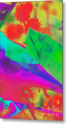 Colorful Metal Print by Kathleen Struckle