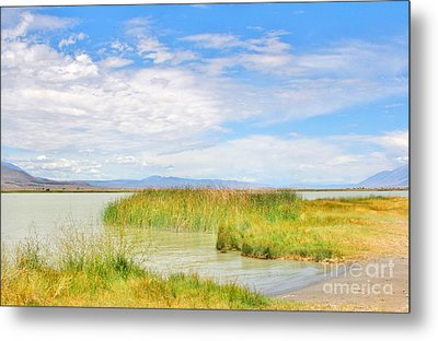 Colorful Klondike Metal Print