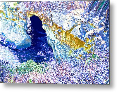 Colorful Nature Metal Print