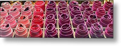 Colorful Ties Metal Print by Dany Lison