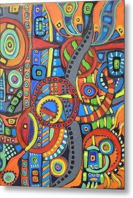 Coloroso #21 Metal Print
