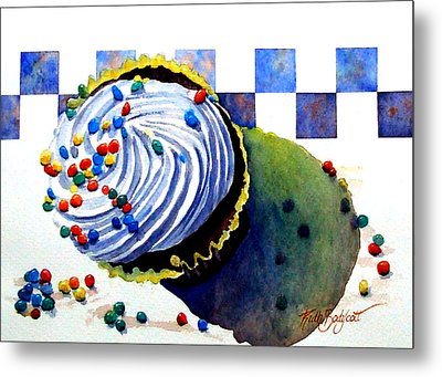 Colors For The Palate Metal Print by Ruth Bodycott